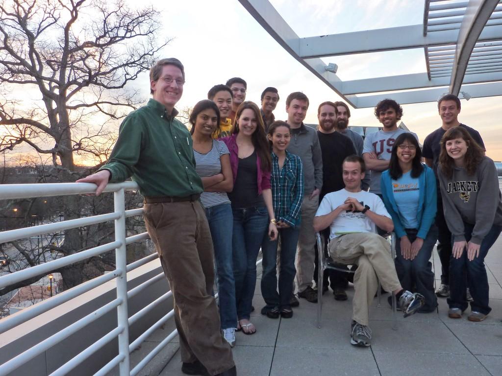 Potter Group -- February 2012
